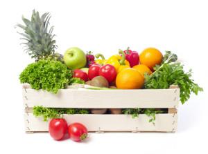 skrzynka na warzywa